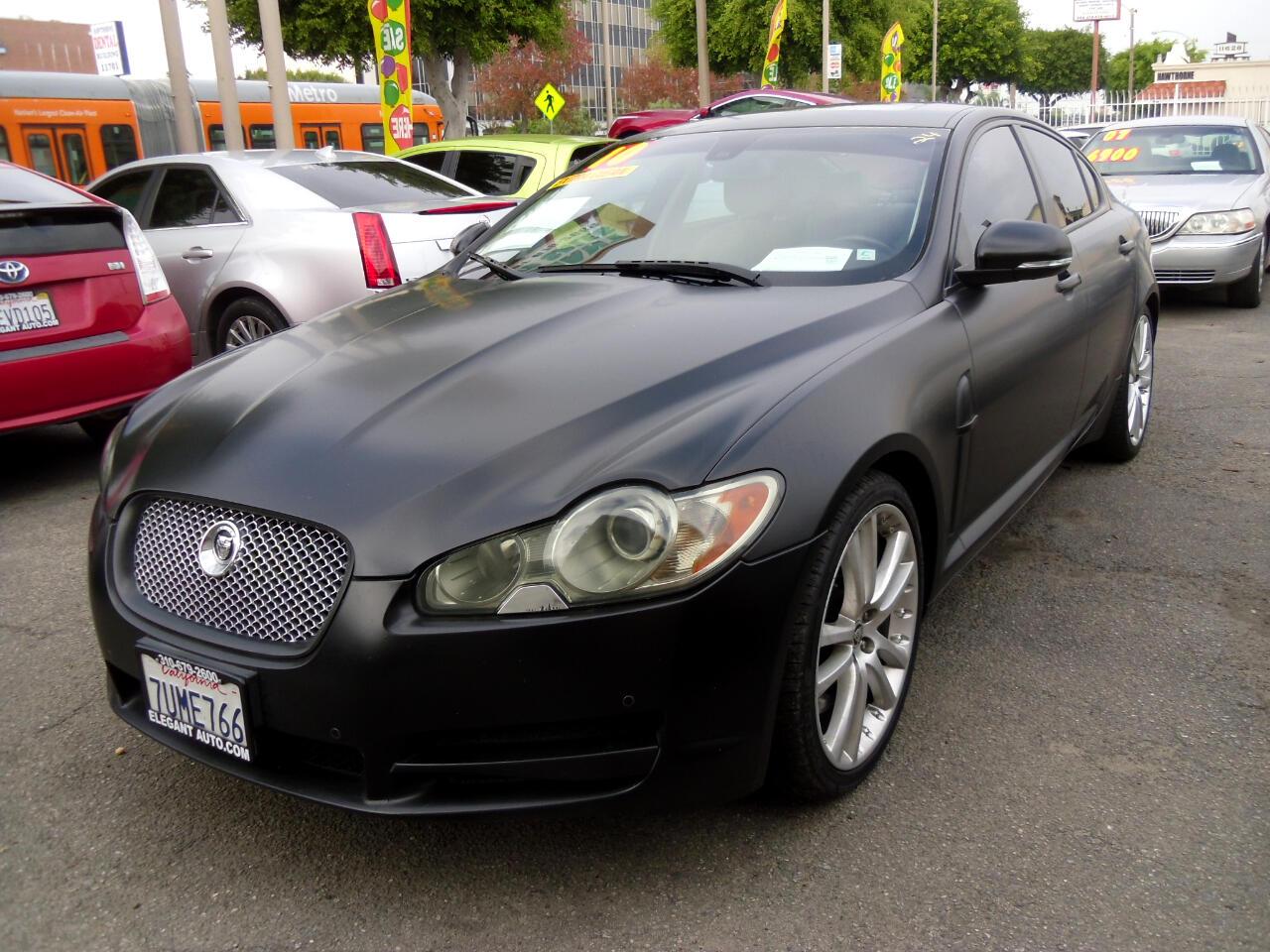 Jaguar XF 4dr Sdn Premium Luxury 2010