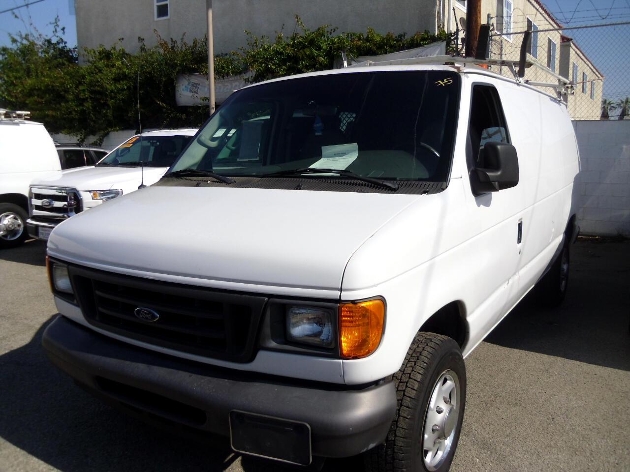 Ford Econoline Cargo Van E-250 2006