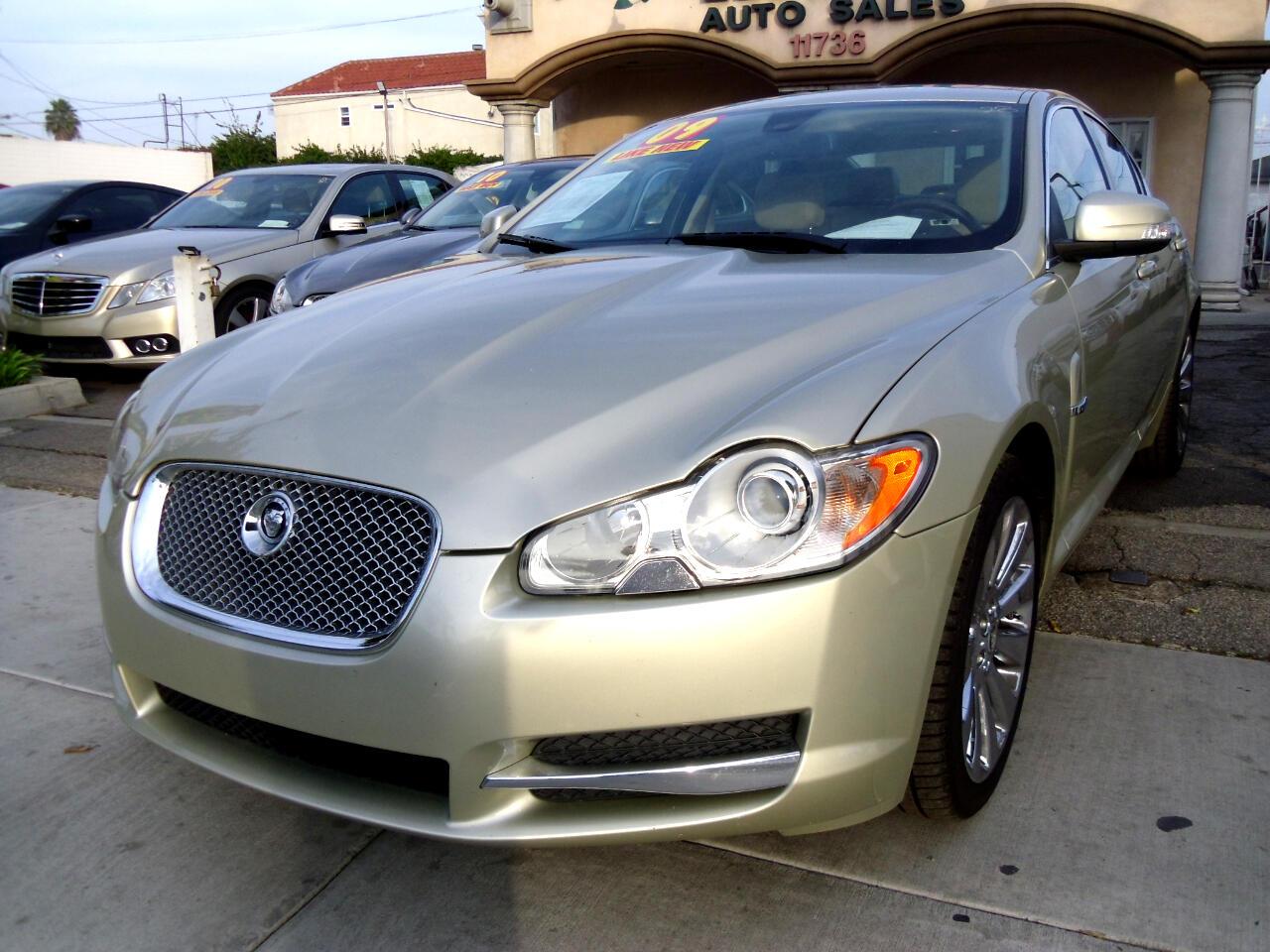 Jaguar XF 4dr Sdn Premium Luxury 2009