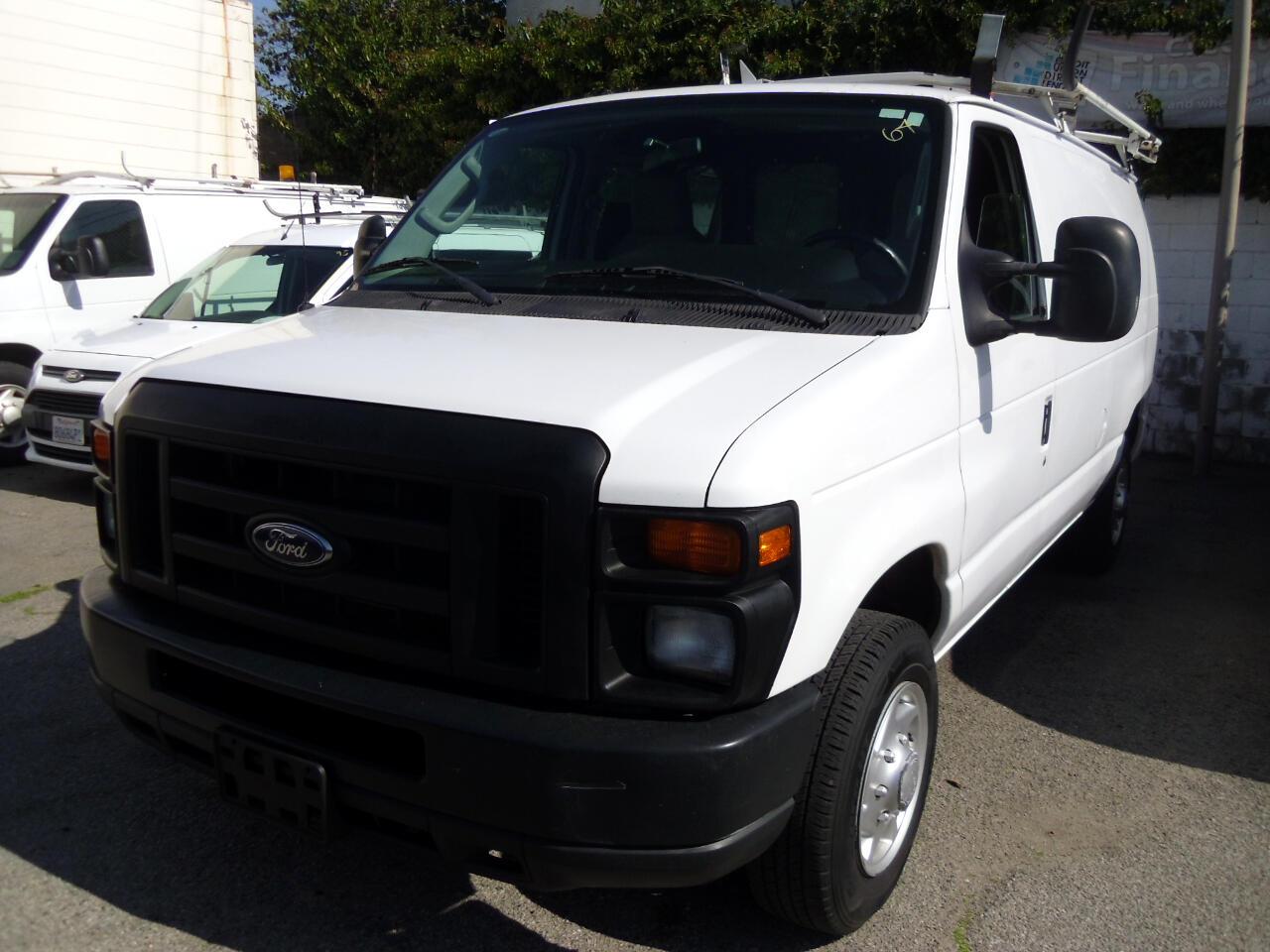 Ford Econoline Cargo Van E-150 Recreational 2010