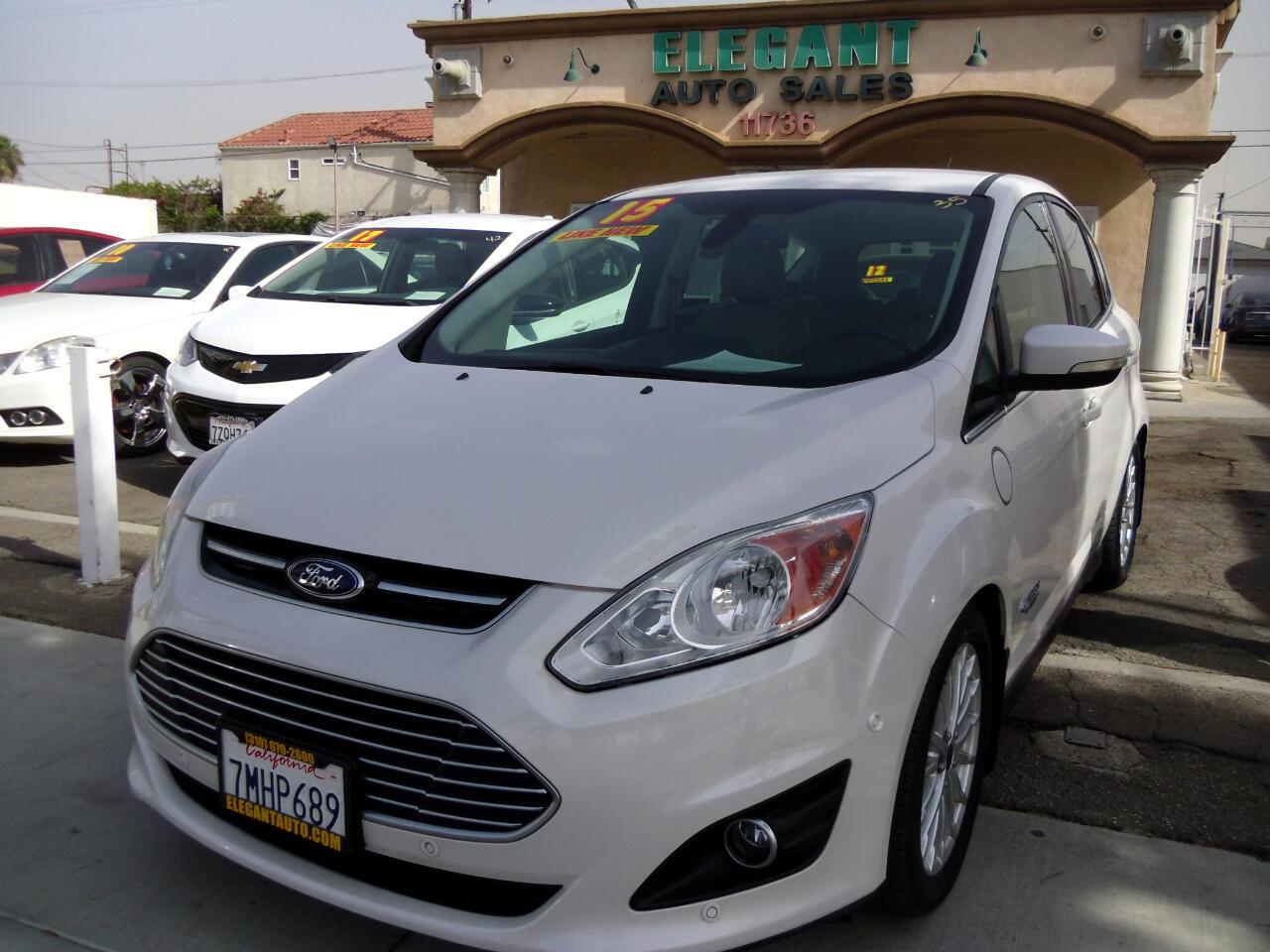 Ford C-Max Energi 5dr HB SEL 2015