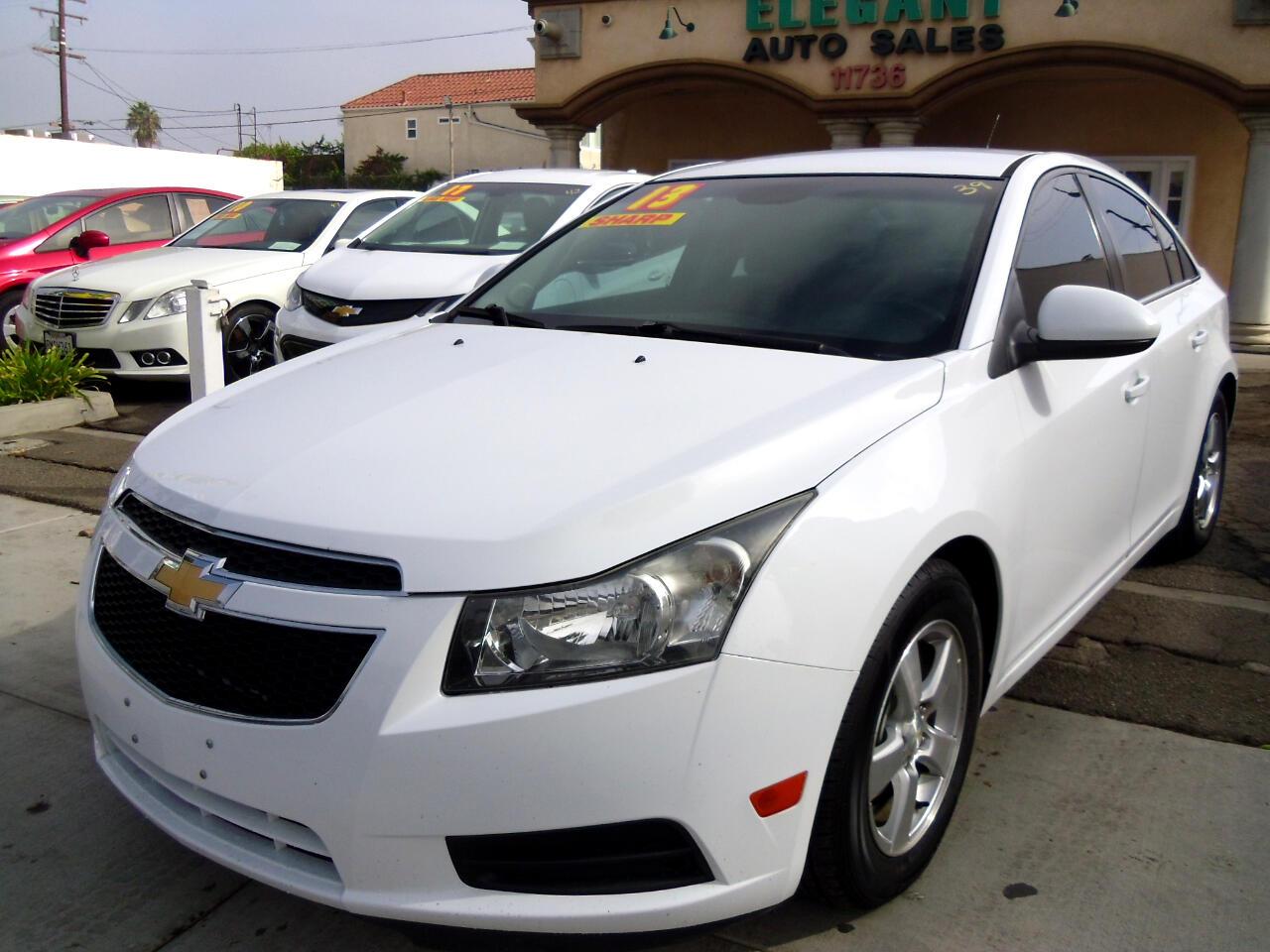 Chevrolet Cruze 4dr Sdn Auto 1LT 2013