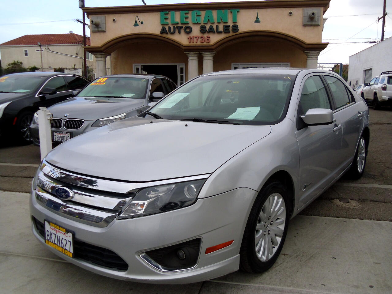 Ford Fusion 4dr Sdn Hybrid FWD 2010