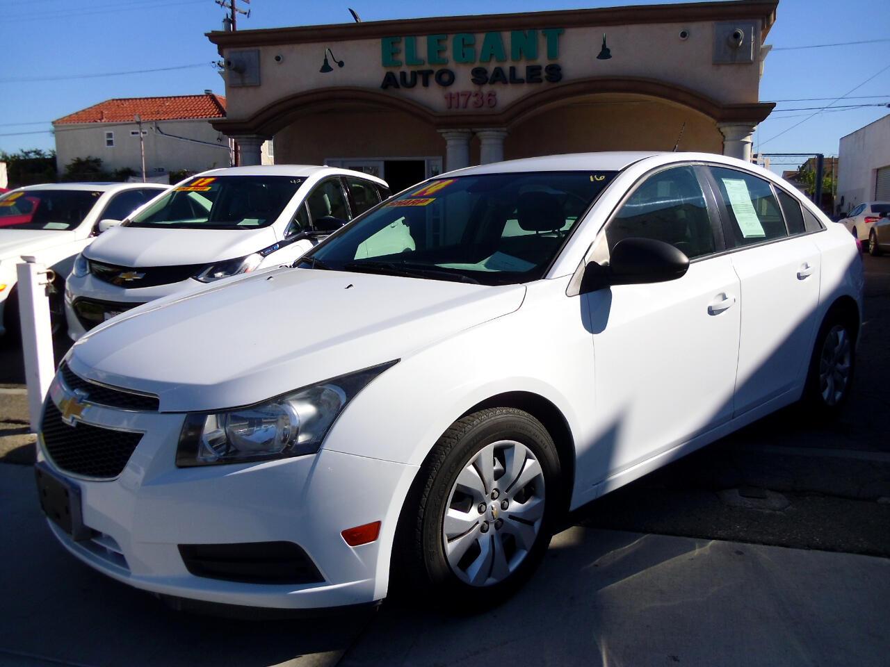 Chevrolet Cruze 4dr Sdn Auto LS 2014