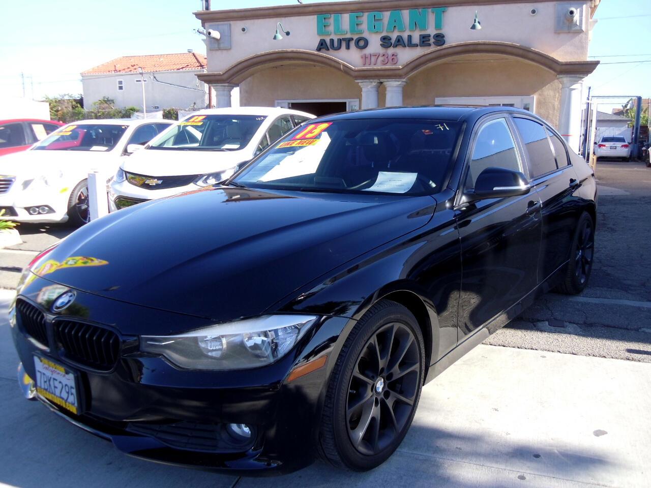 BMW 3 Series 4dr Sdn 320i RWD 2013