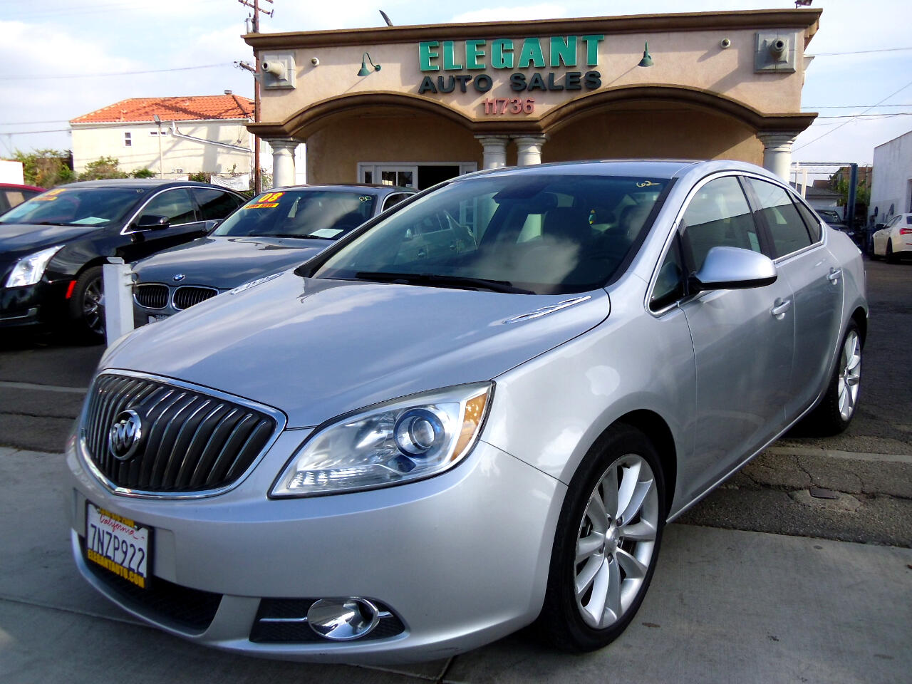Buick Verano 4dr Sdn Convenience Group 2016