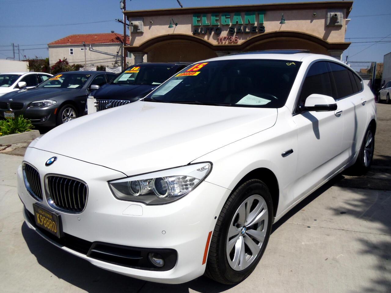 BMW 5 Series Gran Turismo 5dr 535i Gran Turismo RWD 2015
