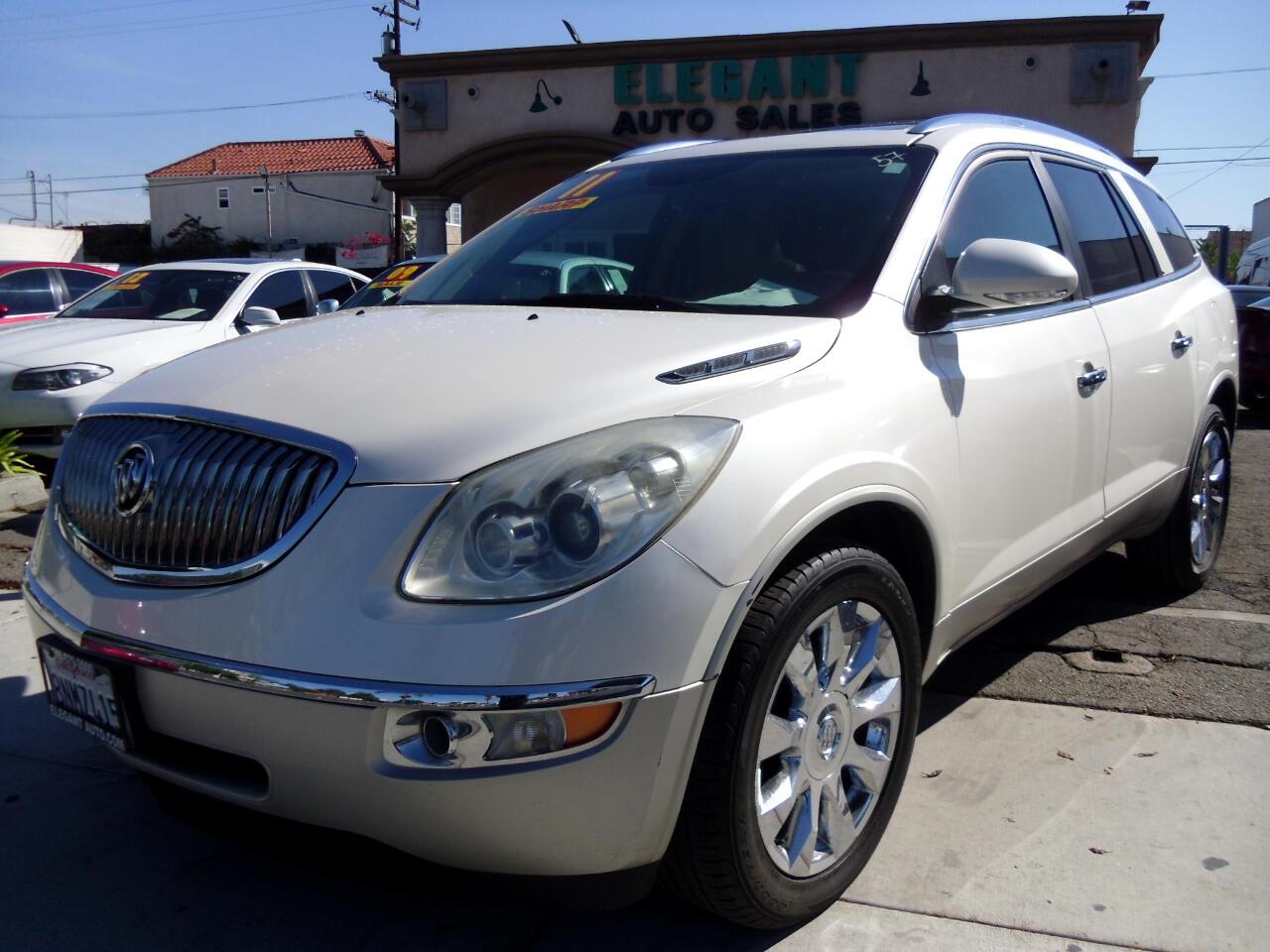 Buick Enclave FWD 4dr CXL-2 2011