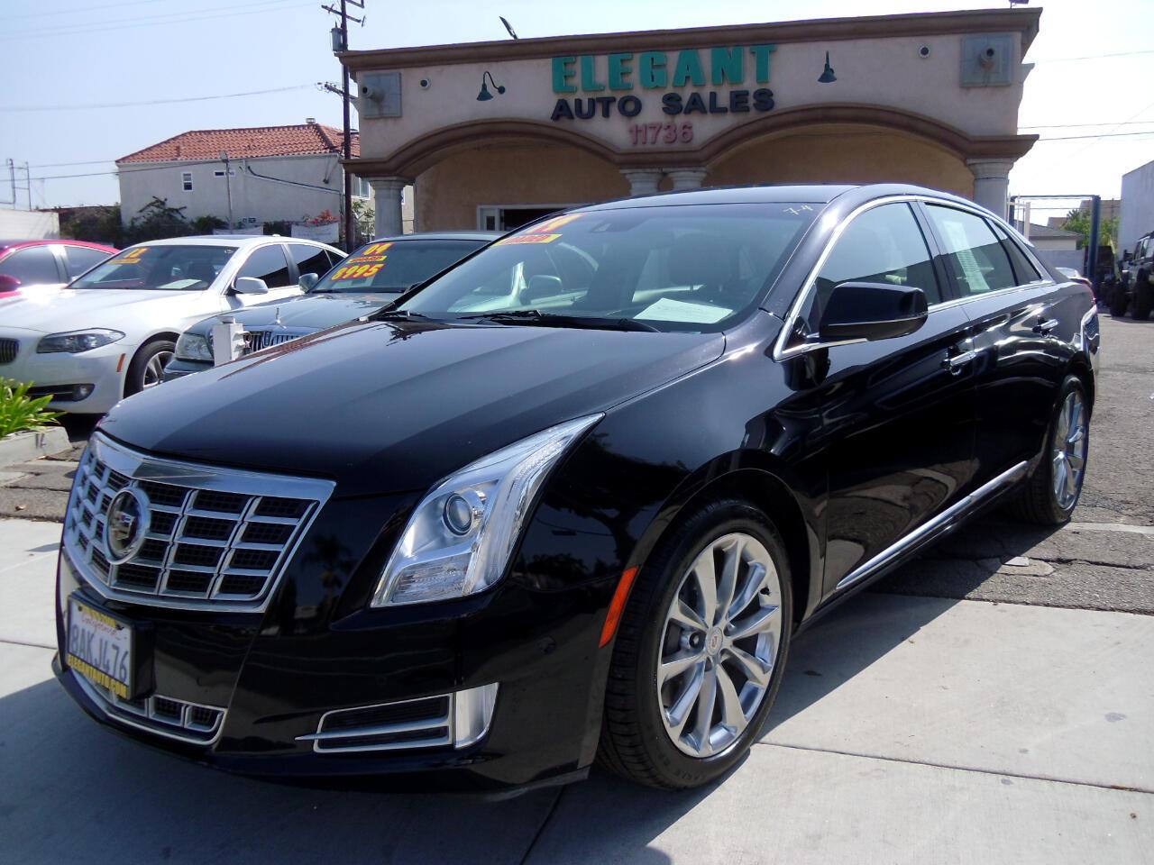 Cadillac XTS 4dr Sdn Premium FWD 2014