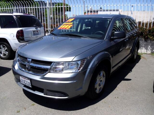 2010 Dodge Journey FWD 4dr SE