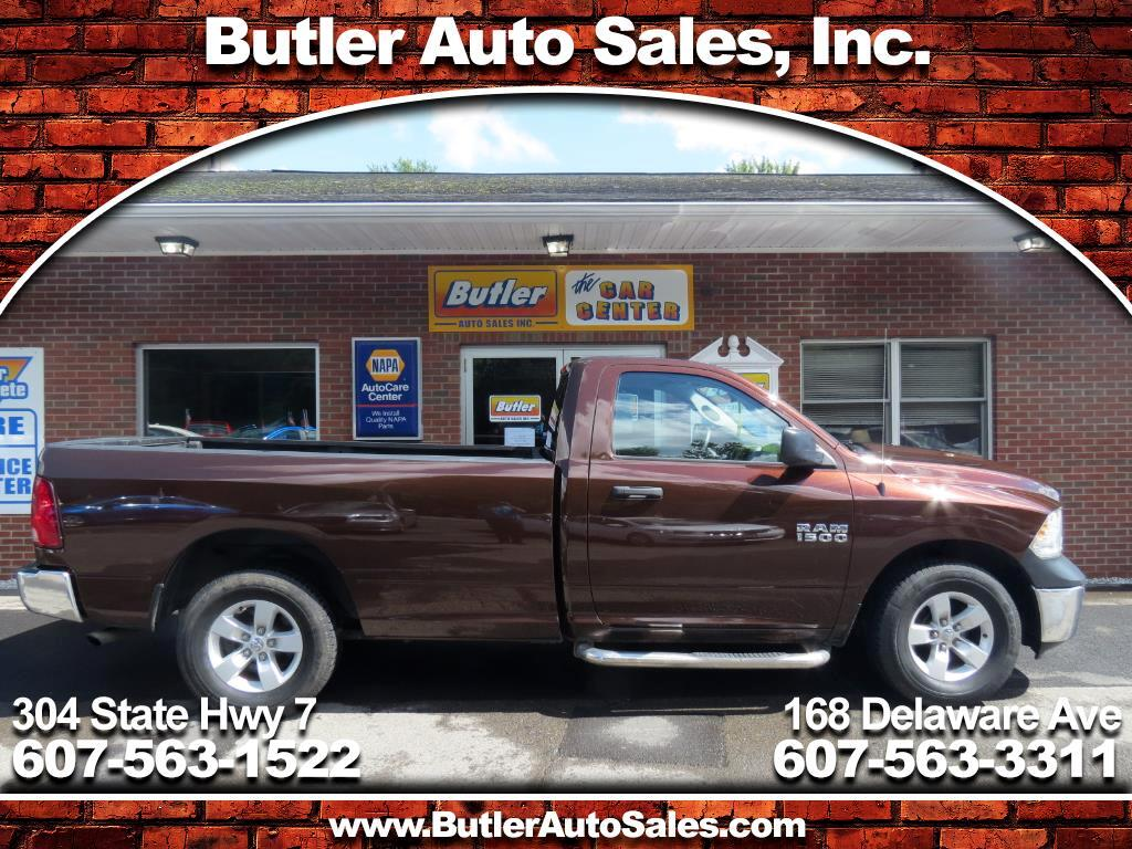 2015 RAM 1500 Tradesman Regular Cab LWB 2WD