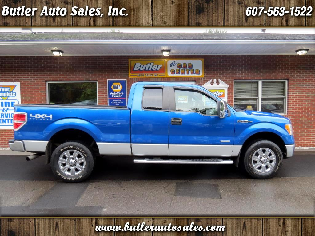 2011 Ford F-150 4x4 SuperCab Off Road Package