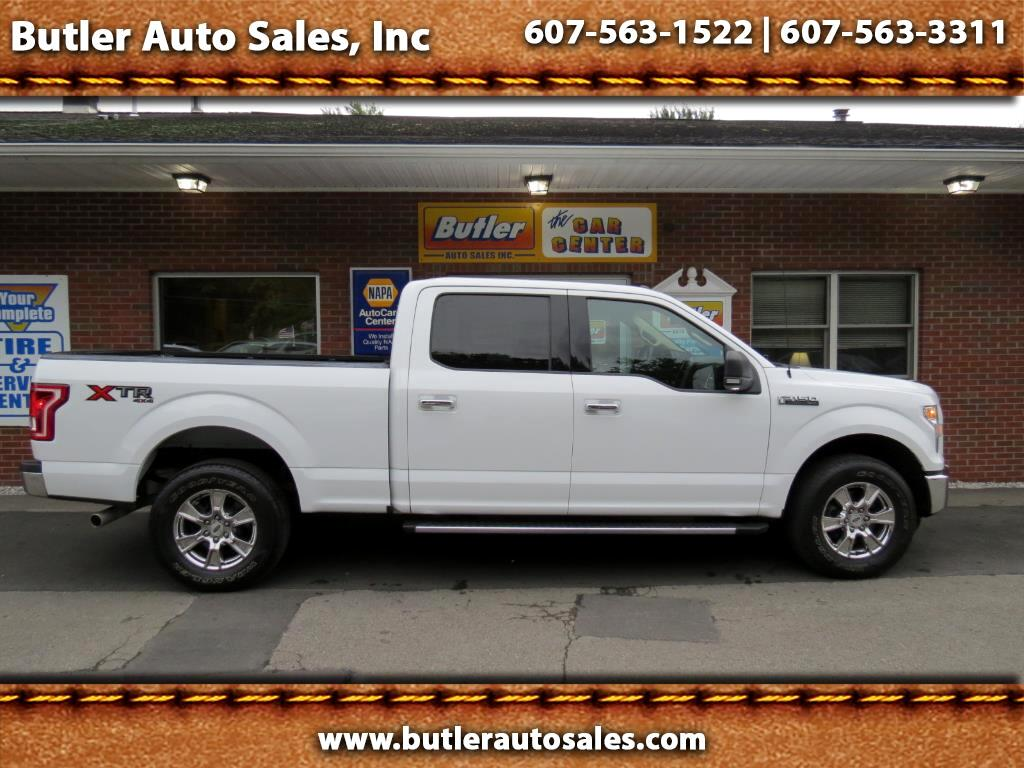 2015 Ford F-150 XLT Supercrew.