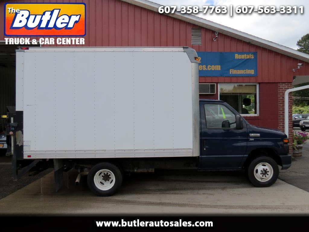 2010 Ford Econoline E-350 Box Truck W/Power Lft Gate