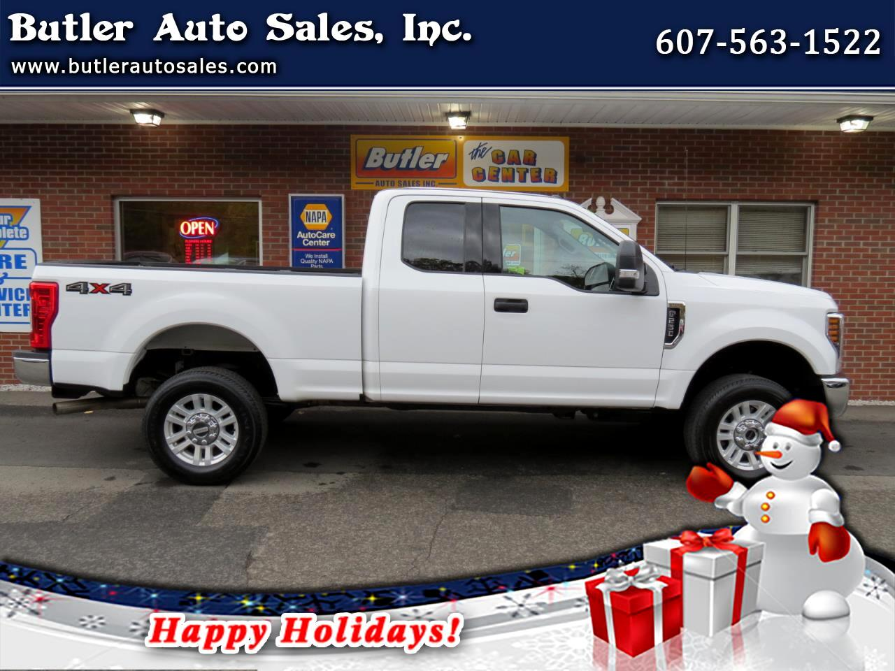 2018 Ford F-250 SD XLT SuperCab Short Bed 4WD