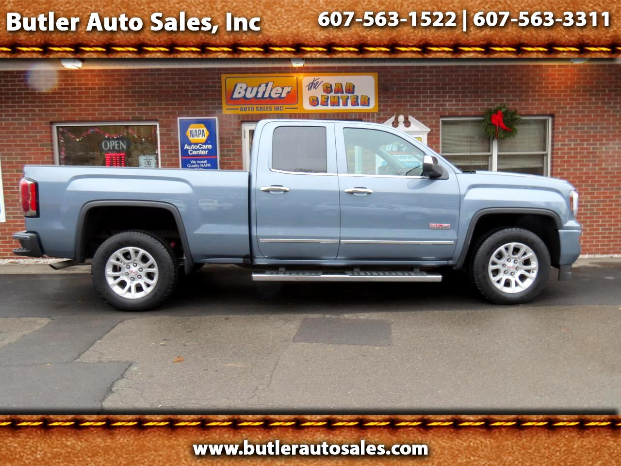 2016 GMC Sierra 1500 All Terrain SLE Double Cab 4WD