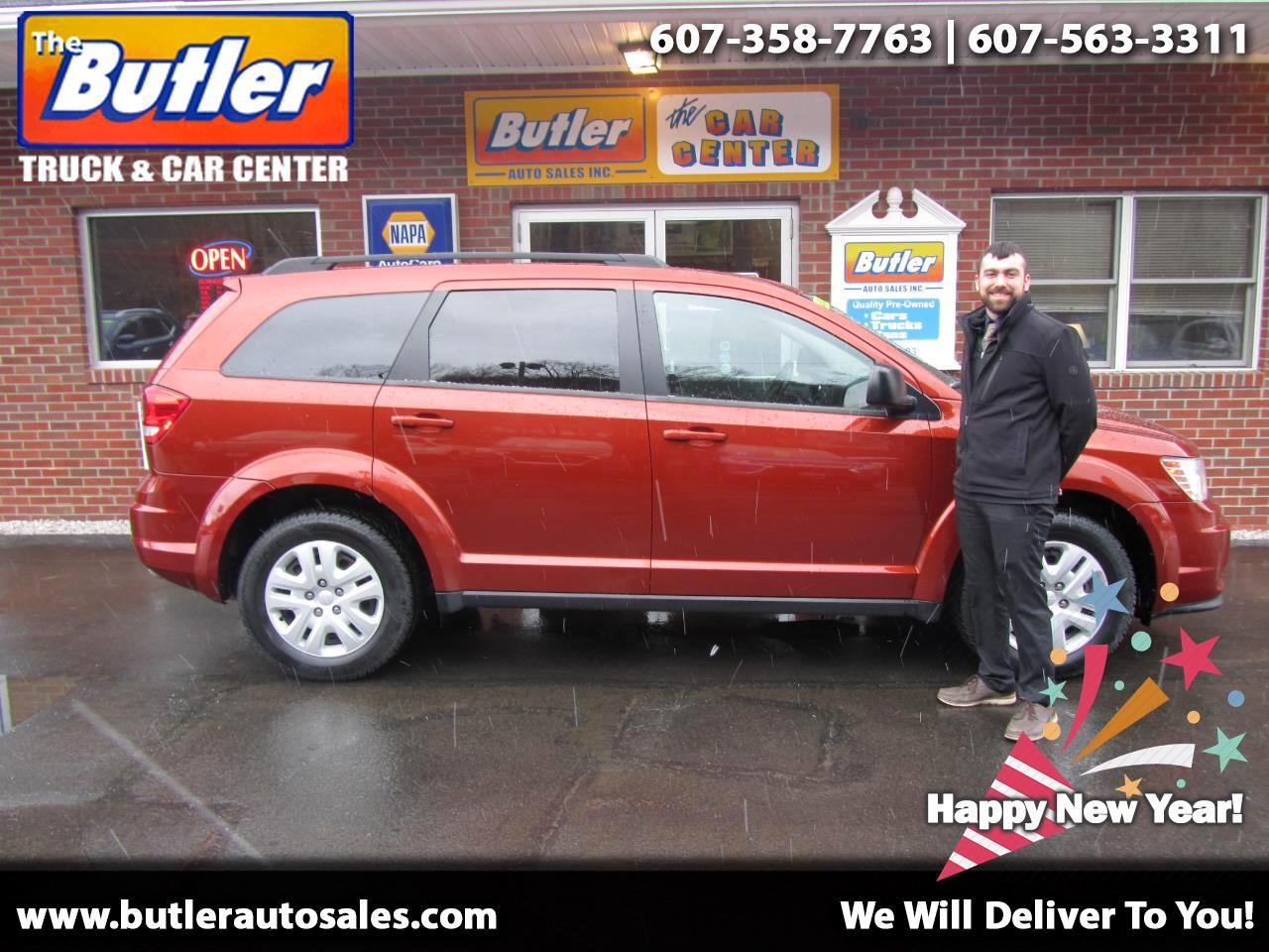 Dodge Journey SE AWD 2014