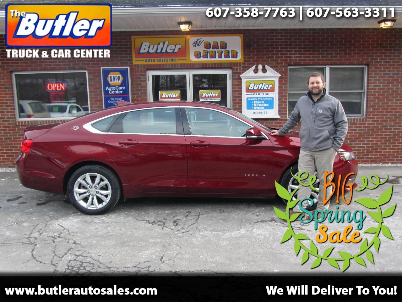 Chevrolet Impala LT 2016