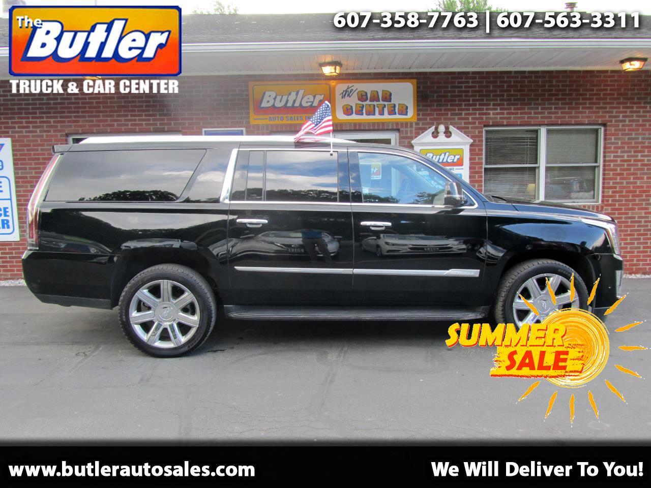 Cadillac Escalade ESV Luxury 4WD 2020