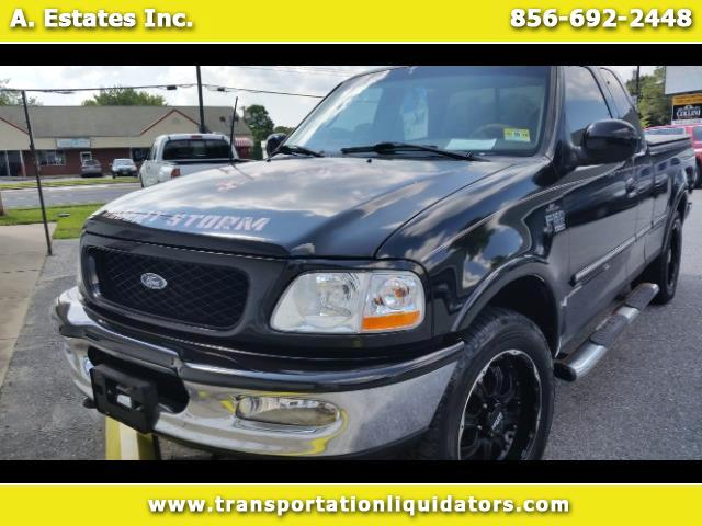 1998 Ford F-150 Lariat SuperCab Short Bed 4WD