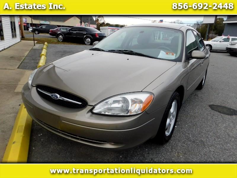 2003 Ford Taurus SES FFV
