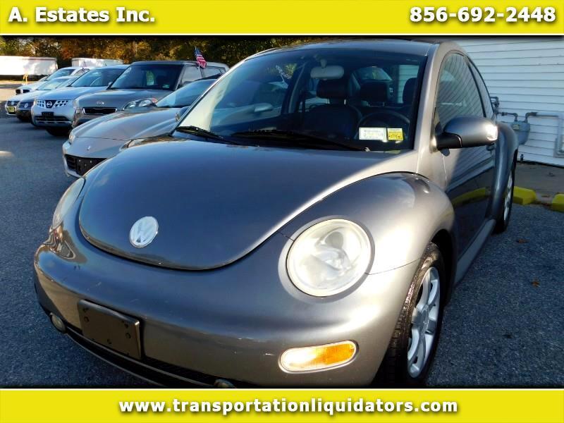 2004 Volkswagen New Beetle GLS 1.8L