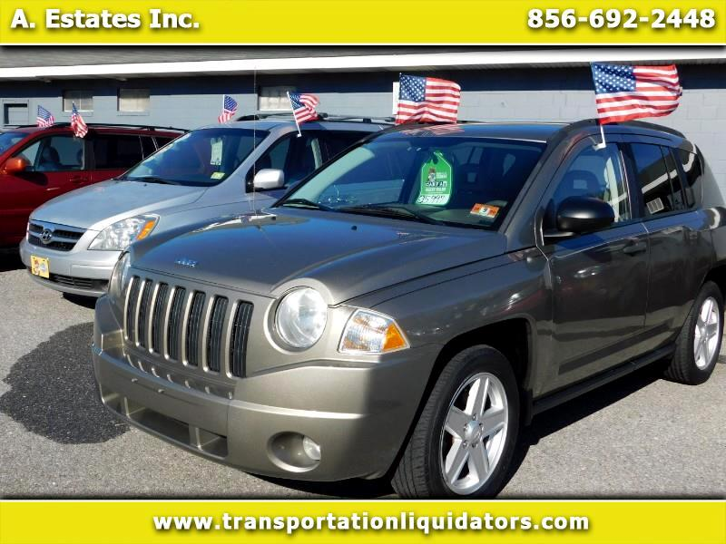 2007 Jeep Compass FWD 4dr Sport