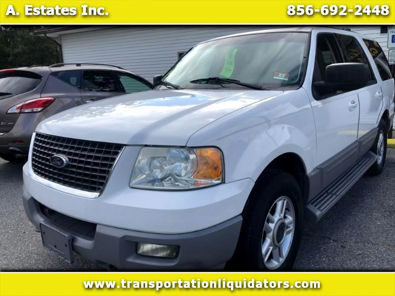 Ford Expedition XLT Popular 5.4L 4WD 2003