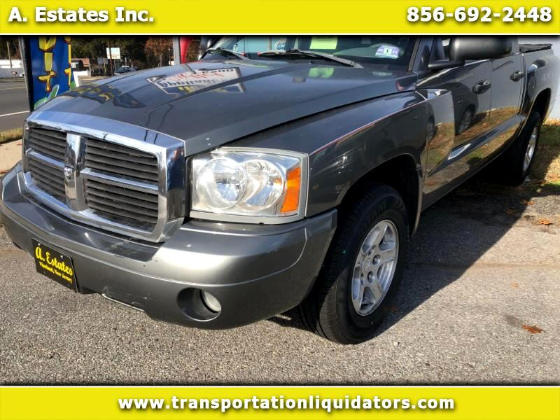 Dodge Dakota SLT Quad Cab 4WD 2006