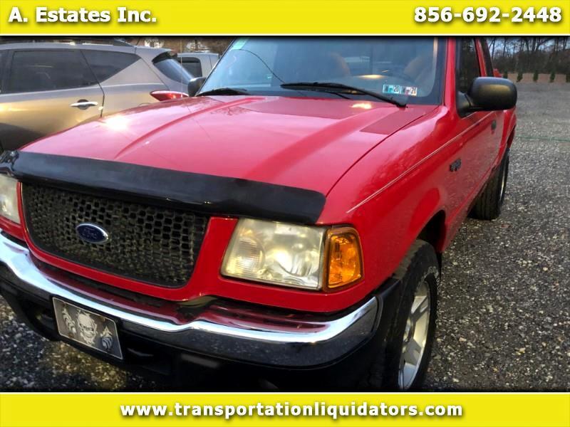 Ford Ranger Edge SuperCab 4WD - 375A 2002