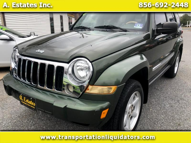 Jeep Liberty Limited 2WD 2007