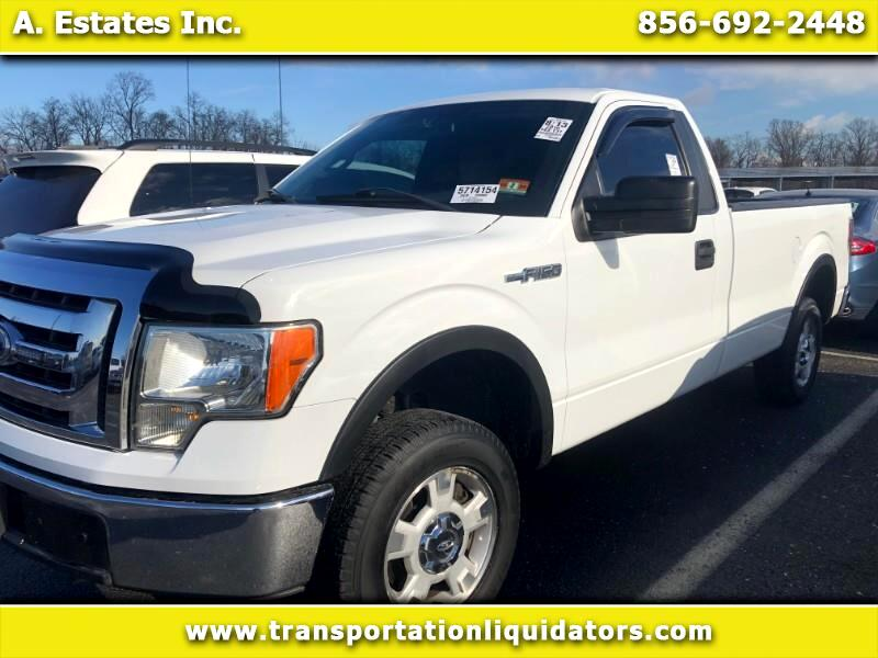 Ford F-150 XLT 6.5-ft. Bed 2WD 2010