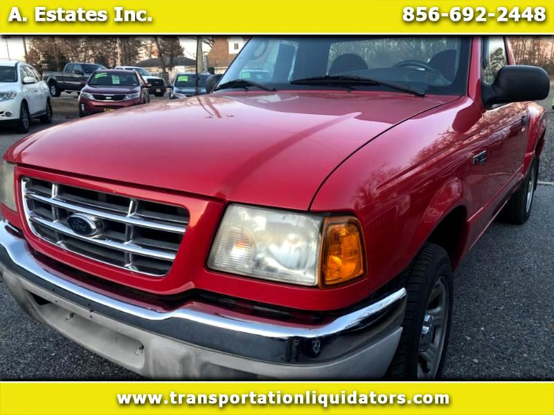 Ford Ranger XL Short Bed 2WD - 314A 2003