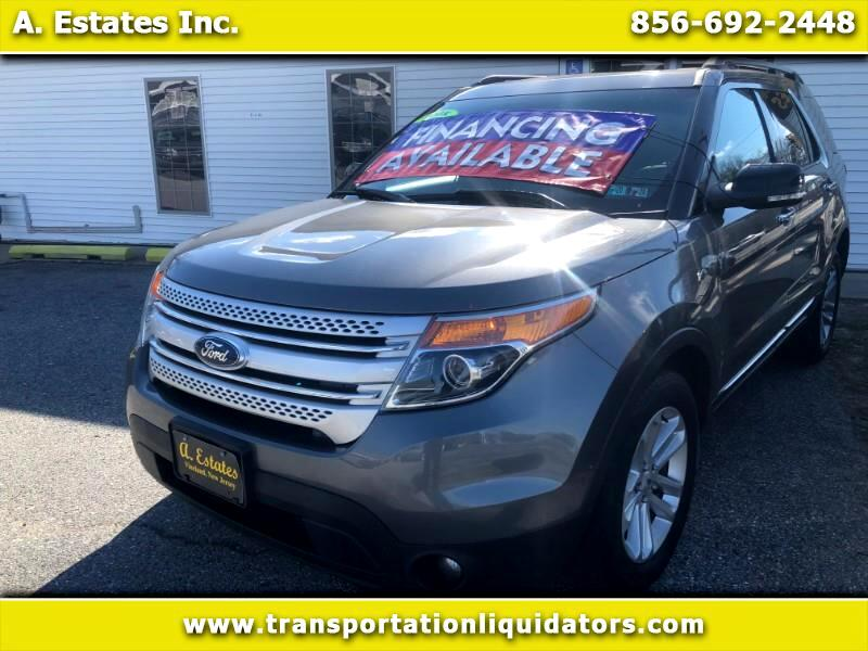 Ford Explorer XLT FWD 2013