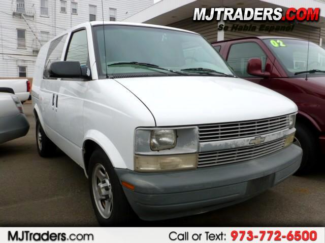 2003 Chevrolet Astro Cargo Van 2WD