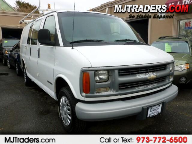 2002 Chevrolet Express 2500 Cargo