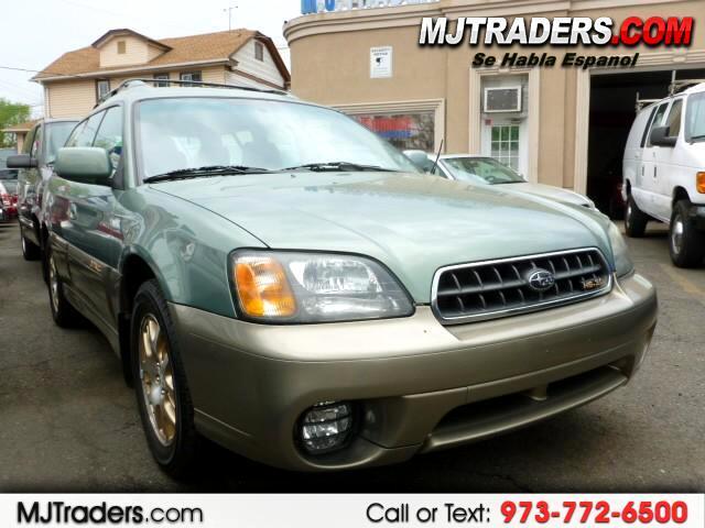 2003 Subaru Outback H6-3.0 Wagon