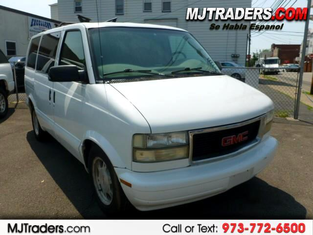 2005 GMC Safari Passenger Van AWD