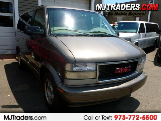 2000 GMC Safari 2WD