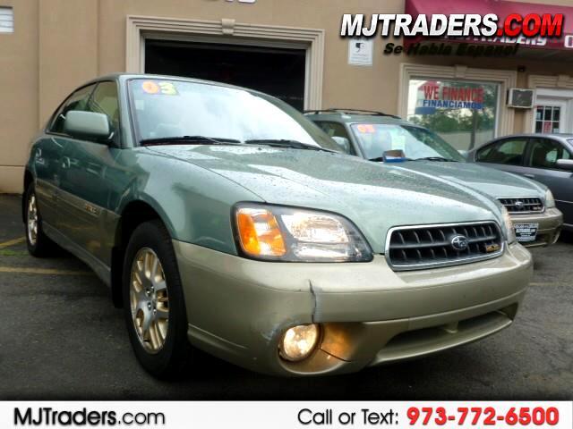 2003 Subaru Outback 3.0R Sedan