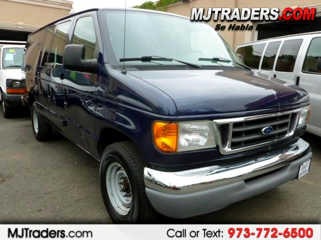 2005 Ford Econoline E-350 Super Duty Extended