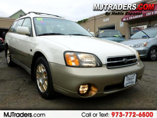 Used 2002 Subaru Outback For Sale In Garfield Nj 07026 Mj Traders