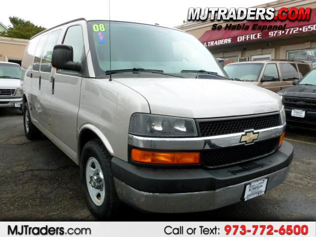 2008 Chevrolet Express 1500 AWD Cargo