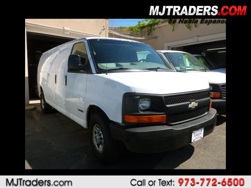 2004 Chevrolet Express 3500 Extended Cargo