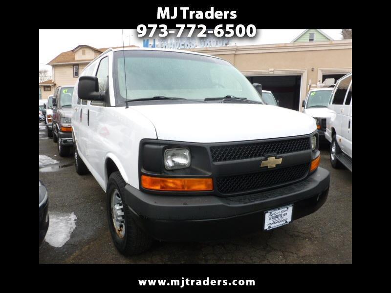 Chevrolet Express 3500 Cargo 2012
