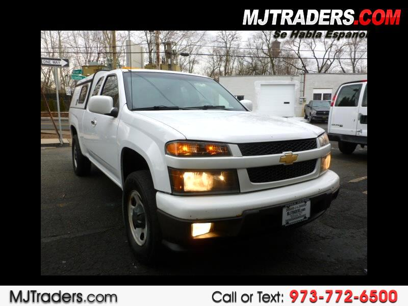 2010 Chevrolet Colorado Work Truck Ext. Cab 4WD