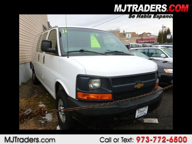 2014 Chevrolet Express 3500 Cargo