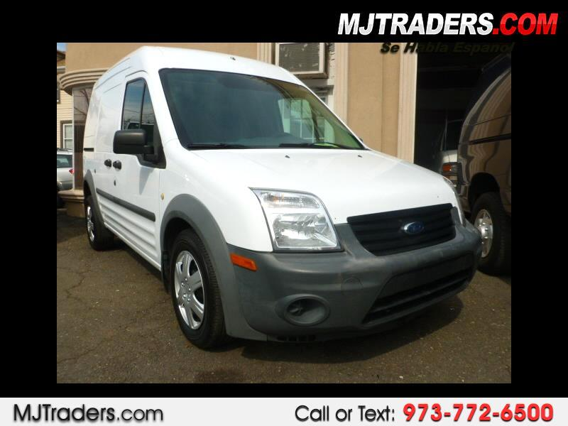 2011 Ford Transit Connect XL with Rear Door Glass