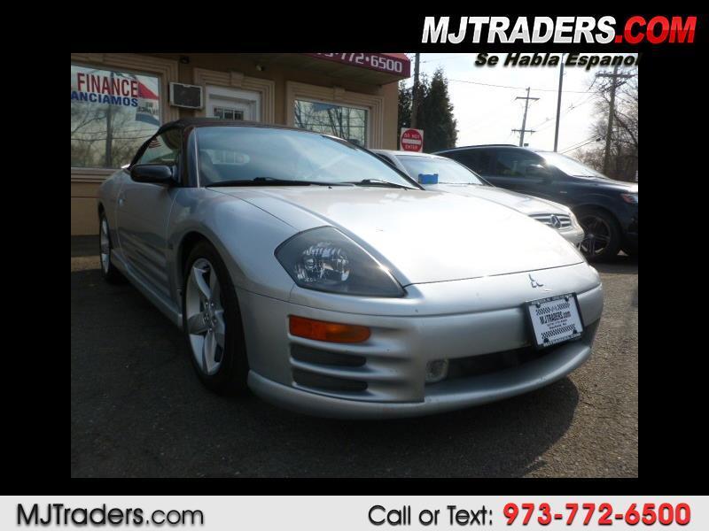 2002 Mitsubishi Eclipse GT Spyder