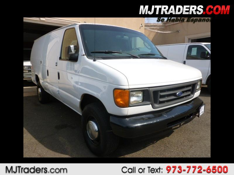 2007 Ford Econoline E350 Super Duty Extended